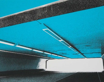 Underpass by Clare Buckle