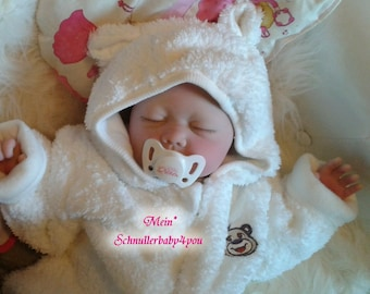 Winter Baby *Mary-Lou*Reborn Winter Baby Girl BS by U.L Krautter Doll Baby Doll