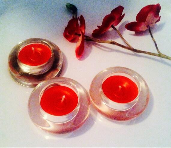 lot de 3 bougies artisanales fran aise parfumees etsy. Black Bedroom Furniture Sets. Home Design Ideas