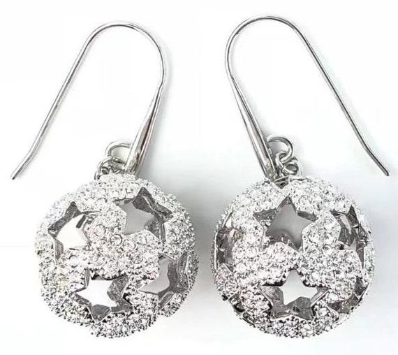 0a0457f45f3d3f Swarovski Hemisphere Pierced Earrings 1023972