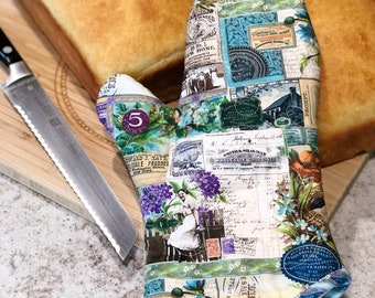 Princess Oven Mitt sewing pattern PDF