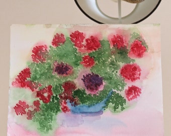 Blur bouquet