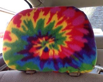 Tie dye seat cover | Etsy
