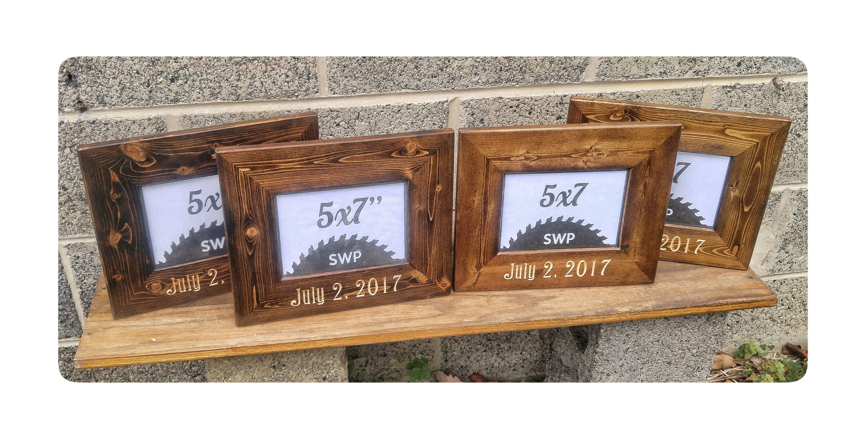 Personalized Frame Wedding Frame Wedding Gifts Handmade Wood