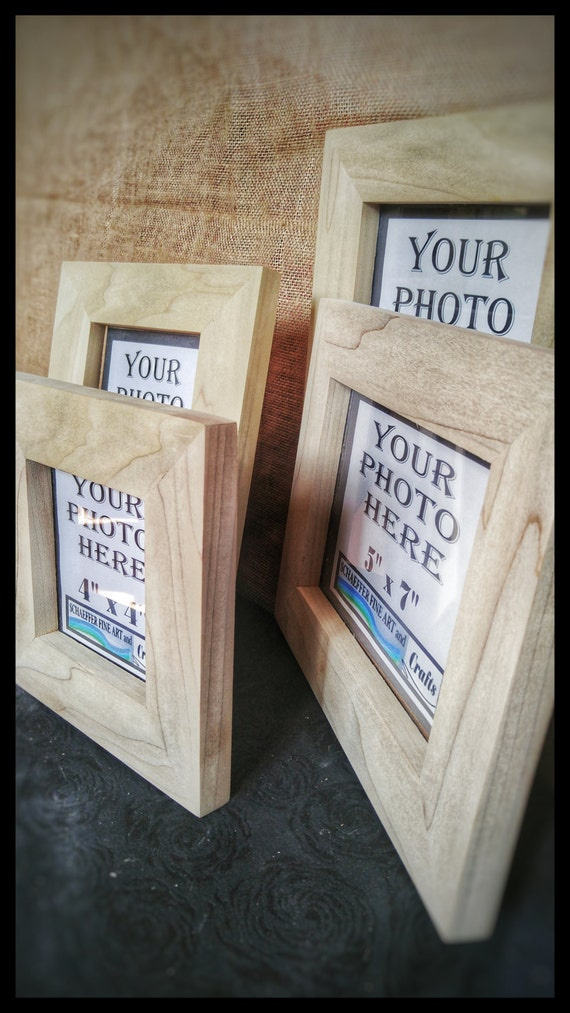 Poplar Wood Frames Wood For Projects Wood For Frames Blank Etsy
