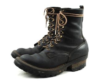 0e944c45f7e Mens packer boots | Etsy