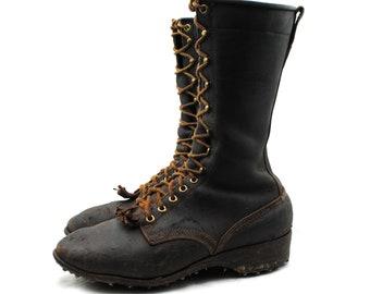 06d853858a7 Logger boots | Etsy