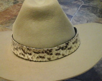 1923047d1fd Python Snake Hat Band