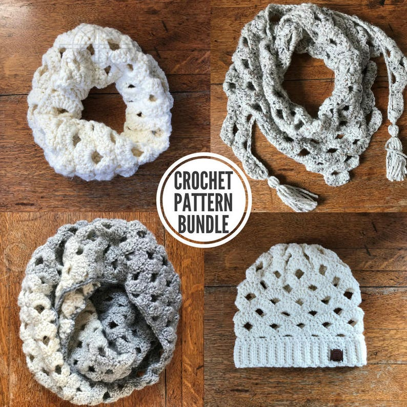 Arcade Pattern Collection Bundle. Crochet Patterns Only. image 0