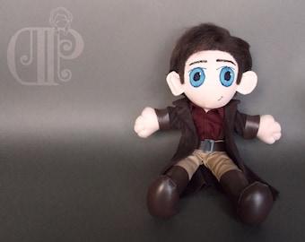 Malcolm Reynolds Firefly Serenity Doll Plushie Toy