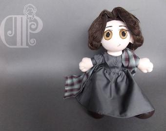 Jane Eyre Plush Doll Plushie Toy
