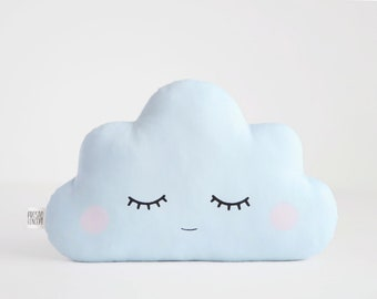 Small Cloud Pillows