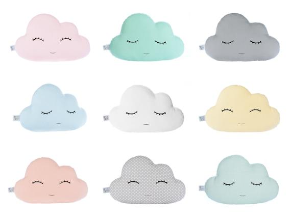 Cloud Cushion, Baby Nursery Decor Ideas