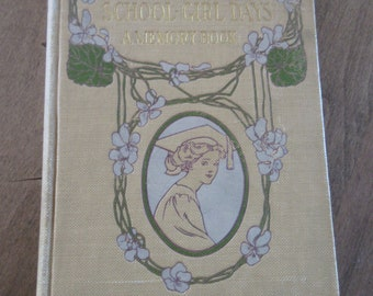 Wardrobe for a Little Girl 1900-1910 Wish Booklet Volume X  1972