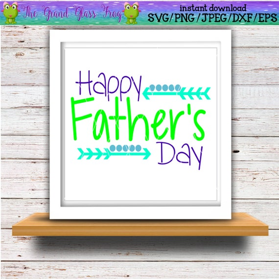 Father Svg Fathers Day Svghappy Father S Day Svg Father Etsy