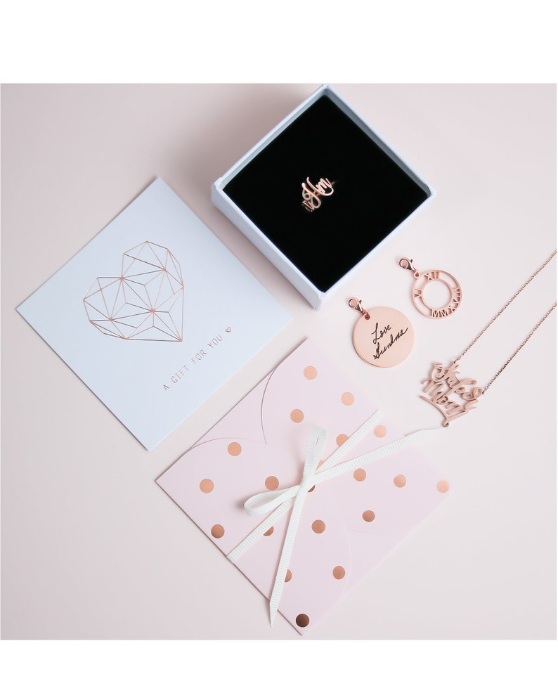 Initials Necklace \u2022 Spaced Letters Necklace \u2022 Gold Letters Necklace \u2022 Personalized Name Jewelry \u2022 Personalized and Custom Gifts \u2022 NM43F59