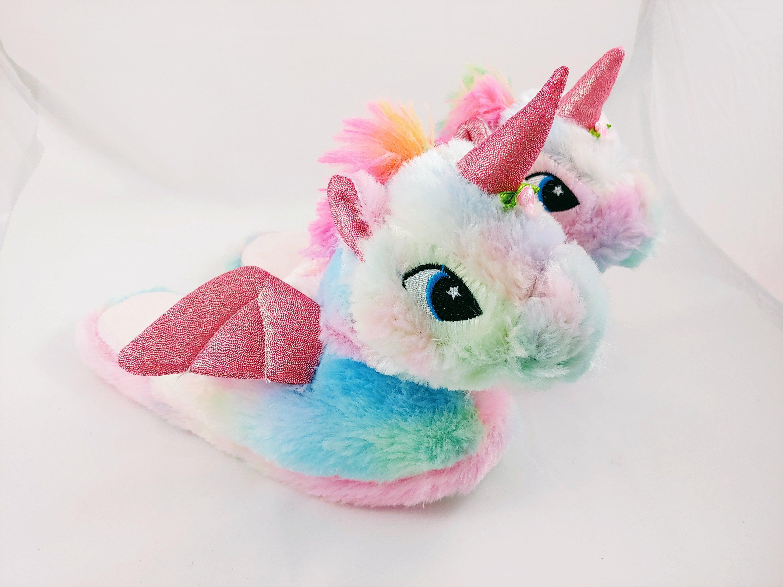 Ddlg unicorn slippers bdsm cute lolita