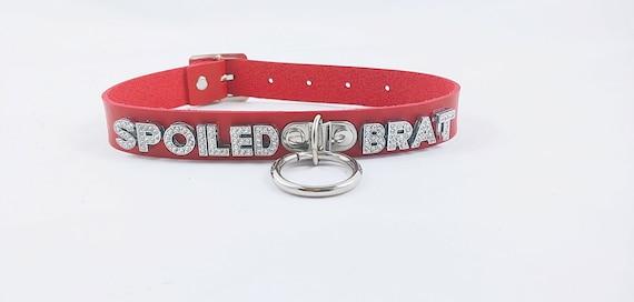 10offsale 30/%offsale Luxury bondage ddlg wrist cuffs rhinestones petplay kinky fetish bdsm stripper vegan