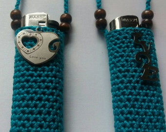 Couples lightercozy set of two. Love. <3