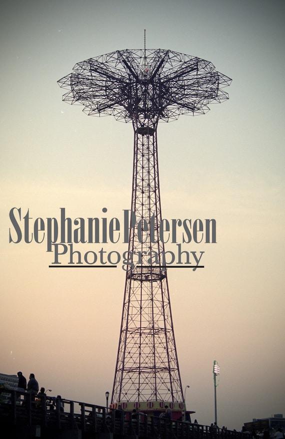 Stephanie Petersen Photography Coney Island Brooklyn arcade SKEE BALL TILLIE color photograph print