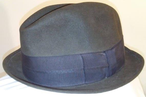 Fedora Hat The Ridgewood by Mallory Stetson sz 7 cf9e6011d10