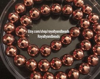 f7f60b2d26 Rose gold beads 10