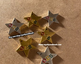 OES silver stars
