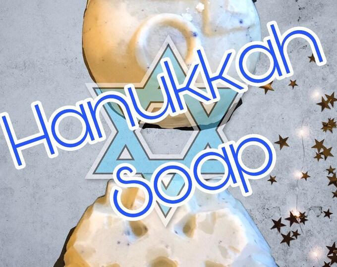 Hanukkah Soap