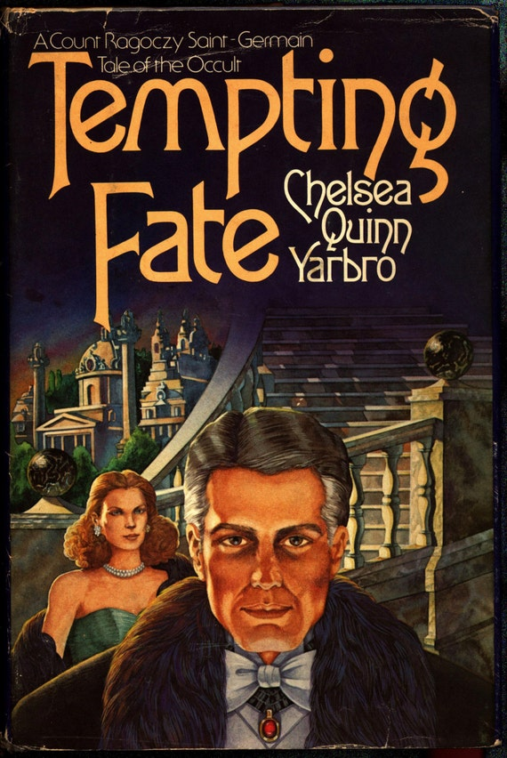 Tempting Fate By Chelsea Quinn Yarbro 5 Count Ragocy Etsy