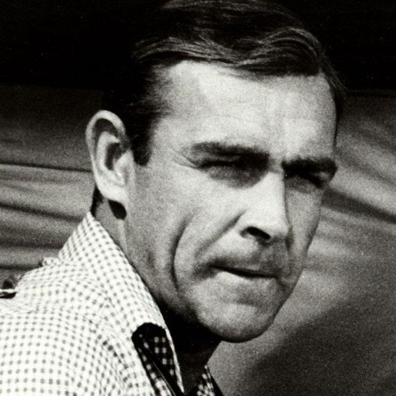 Original 1965 James Bond 007 Sean Connery Thunderball 8x10 United Artists Movie Still Rik Van Nutter Felix Leiter