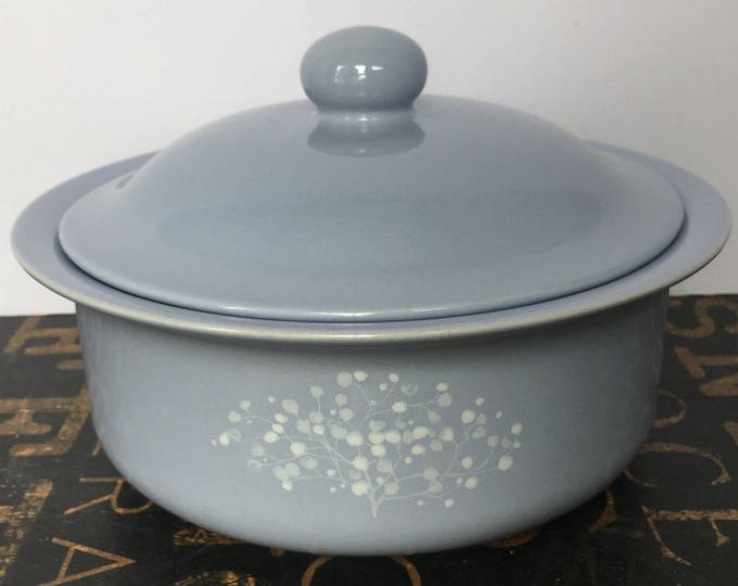 2 Qt Round Covered Casserole in Essence by Pfaltzgraff