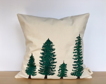 fe0e7d7e4e8e Pine tree pillow