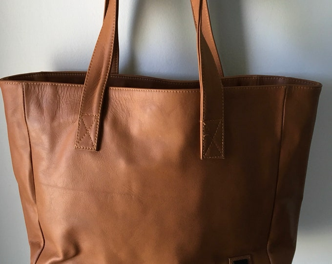 Leather Tote Bags - TanaandHide