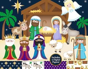 Manger Nativity Scene Child Jesus Clip Art, PNG, 418x512px, Manger,  Artwork, Child Jesus, Christmas, Fictional Character