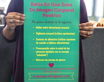 Zona de Imagen Corporal Positiva