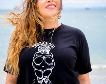 Decolonize Body Love T-Shirt (Venus) S-5XL