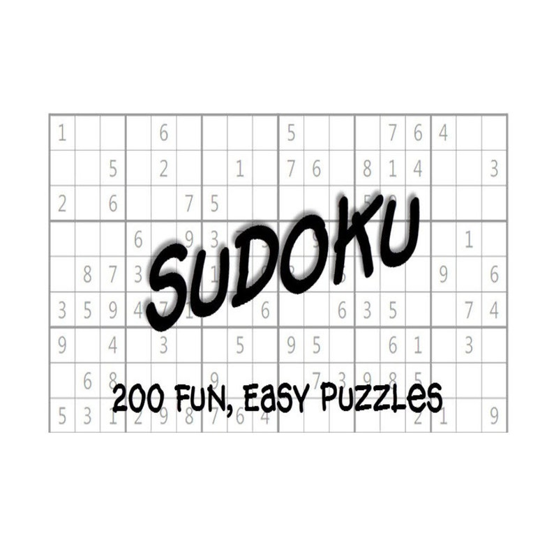 image regarding Sudoku Puzzles Printable Pdf known as Basic Sudoku Puzzles Ebook Option Keys 200 Printable PDF Prompt Obtain