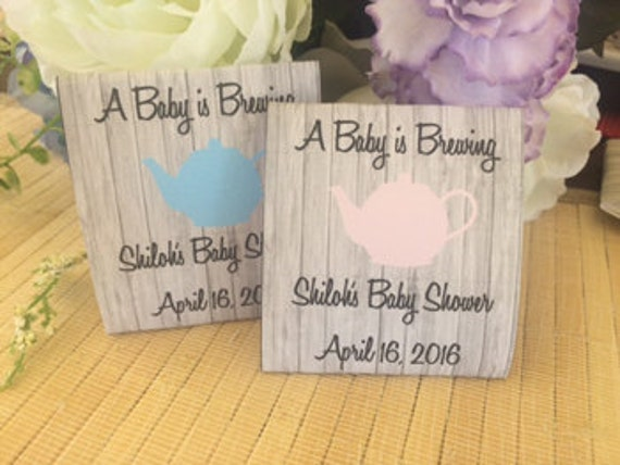 Baby Shower Themes For Girls Baby Shower Tea Party Baby Etsy