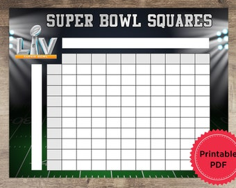 Super bowl betting squares 2021 afl round 15 betting tips