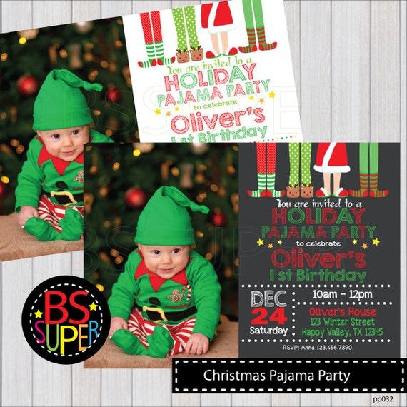 image 0 - Christmas Pajama Party