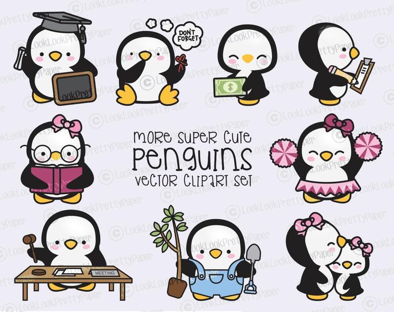 Penguin Cute Drawings Kawaii Drawings Kawaii Art T