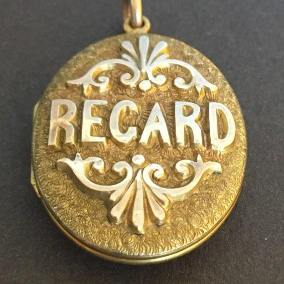 Victorian Regard Locket