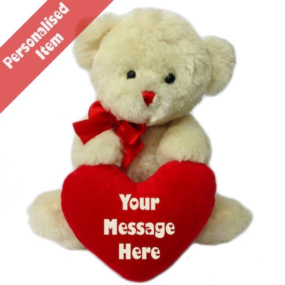 I LOVE GEORGIA NEW Teddy Bear Cute Cuddly Gift Present Birthday Valentine