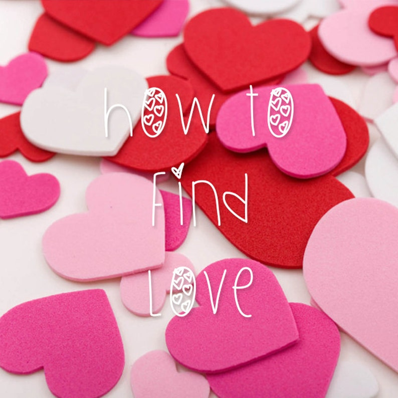 How to Find Love Spread Tarot Reading - Love & Relationships