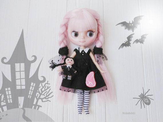 1//6 Girl Dolls Bra Brief Suit for Blythe BJD Dolls Dress Up Accessories