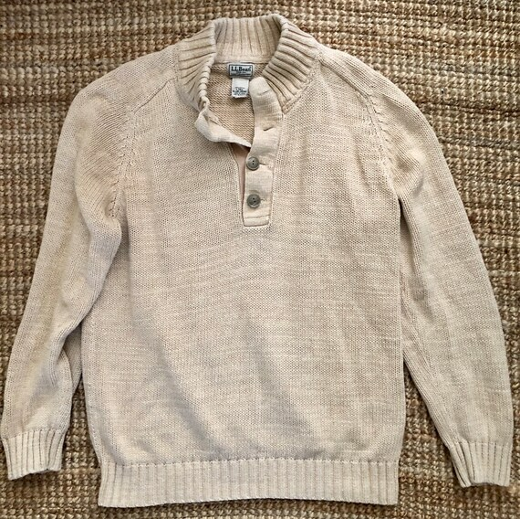 Vintage Ll Bean sweater - image 1