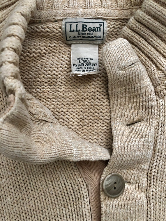 Vintage Ll Bean sweater - image 2