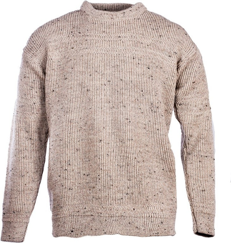 Men's Vintage Sweaters, Retro Jumpers 1920s to 1980s The Hillwalker Outdoor Sweater Hillwalker Sweater Hillwalker Pure Wool Sweater The famous Hillwalker Sweater Doubleknit Sweater $114.61 AT vintagedancer.com