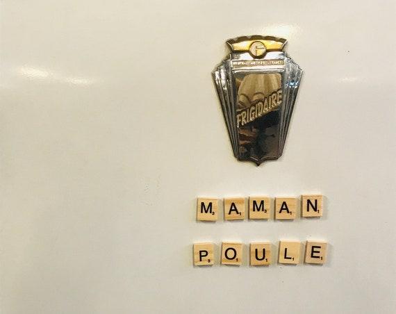 Maman Poule magnets