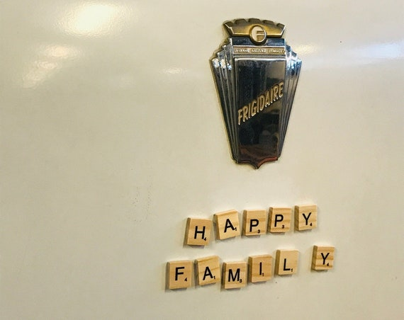 Happy Family magnets